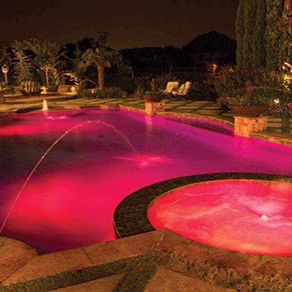 Color LED Light Halloween - Acquality Pool Service