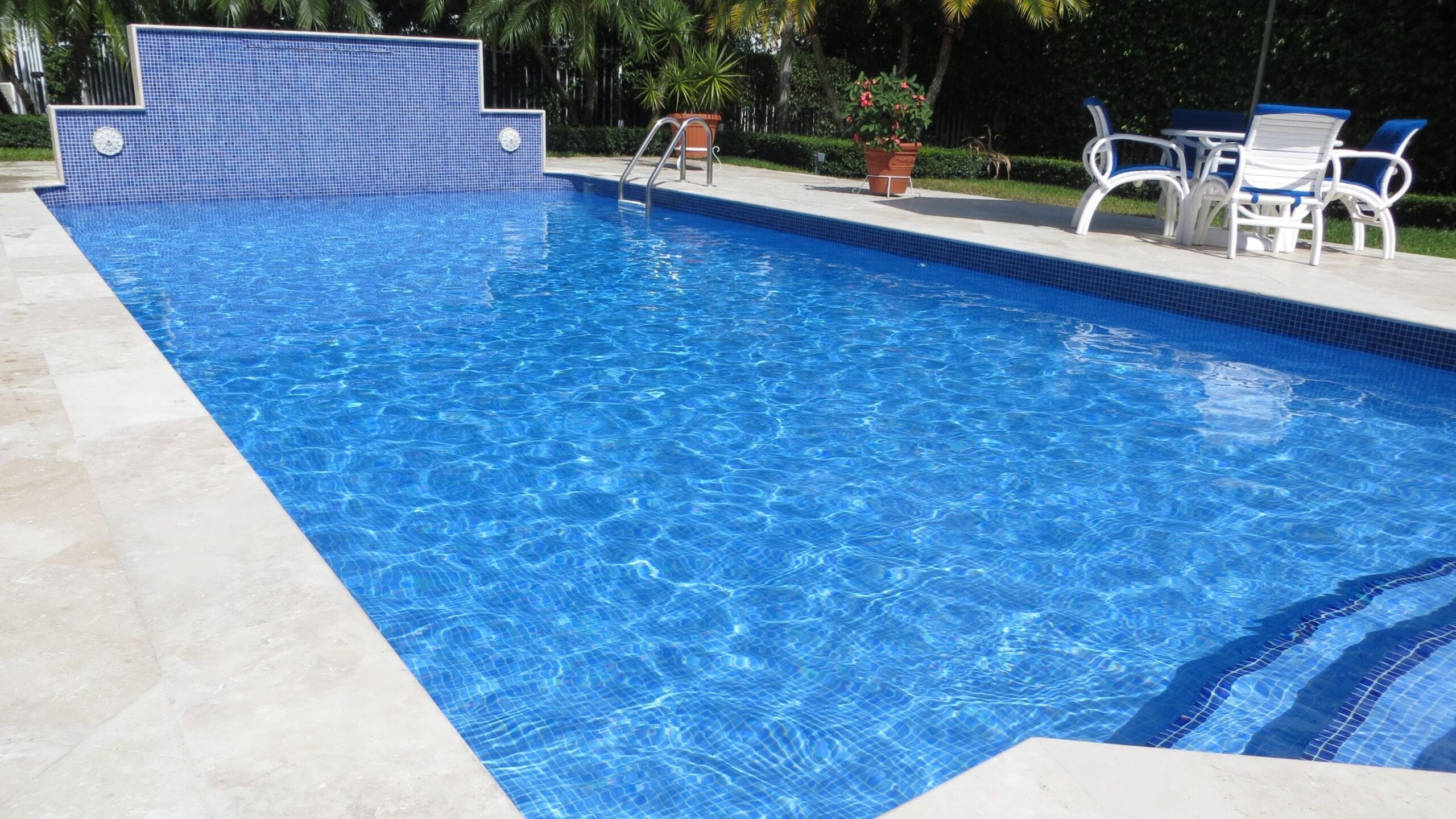 Pool In Spring - Acquality Pool Service