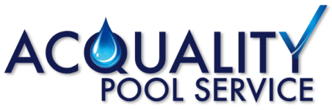 Logo — Acquality Pool Service