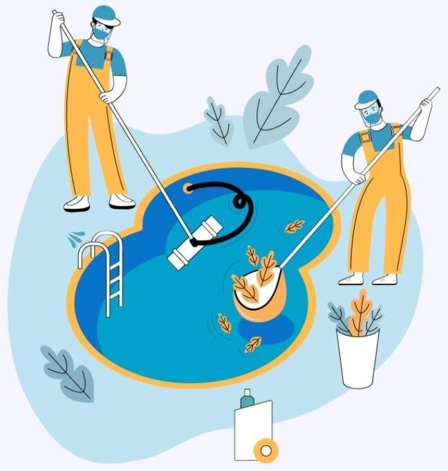 Pool Safety Coronavirus Pandemic